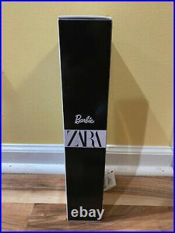 100% Authentic New Barbie X Zara Blonde Doll Pink Signature Platinum Label
