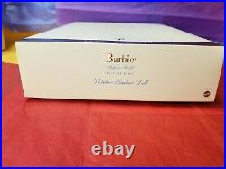 2005 VIOLETTE Fashion Model Silkstone Barbie (Platinum Label) J4254 NRFB