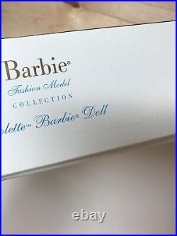 2005 Violette Silkstone Barbie Doll Bmfc Nrfb Platinum Label 281/999 #j4254