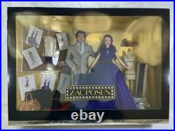 2006 NRFB Very Rare Barbie & Ken Zac Posen Dolls Platinum Label Giftset J9182