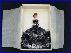 2006 Platinum Label DAHLIA Barbie Doll Fashion Model Spanish Redhead Silkstone
