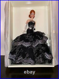 2006 Silkstone Dahlia Barbie Bfmc Nrfb Platinum Edition