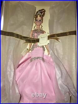 2007 BFMC The Pink Soiree Silkstone Barbie NRFB -Platinum Label LE999