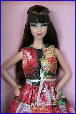 2009 Barbie Jingle Flowers from Rei Kawakubo Comme des Garçons PLATINUM HTF