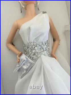 2011 Pinch of Platinum Barbie Doll, Platinum Label. NRFB. Only 999 Made