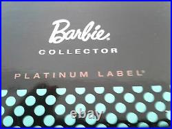 2011 Spring Break National Convention Barbie And Ken Platinum Label NEW NRFB