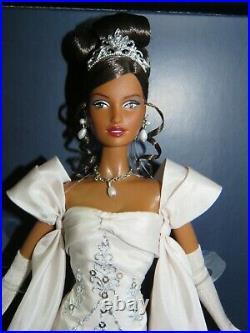 2014 Convention, Midnight Celebration AA Barbie Doll, Platinum Label, Mattel