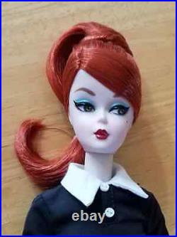 2016 Japan and Paris Redhead Convention Silkstone Barbie Mint withStand NO BOX