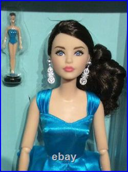 2017 Milan Italian Doll Convention Couture Barbie NRFB platinum label The Look