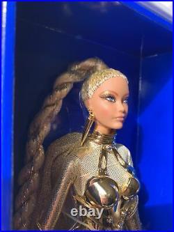 2017 National Barbie Doll Convention Golden Galaxy Platinum Label