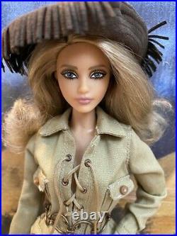 2018 Barbie Signature Yves Saint Laurent Doll Platinum Label