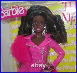 2019 AA Met Gala Moschino Barbie Doll NRFB Platinum Label