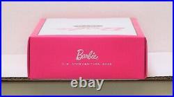 2020 Barbie Convention Doll Forgotten Paradise NRFB Silkstone #1 Vintage Repro