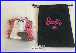 2020 Barbie Convention Exclusive Best To A Tea Red Version Doll Outfit with Bag