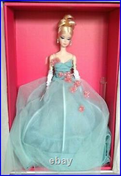 2020 Platinum Label Silkstone BFMC 20th Anniversary GALA'S BEST Barbie BRAND NEW