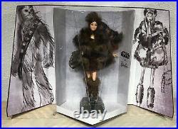 2020 Star Wars Chewbacca X Barbie doll NRFB Platinum Label LE 5000