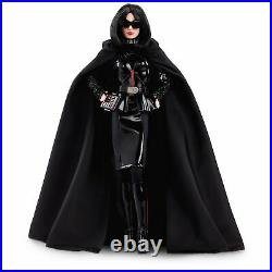 2021 Mattel Barbie Chewbacca & Darth Vader Dolls gmm96 ght80 NEW In Shippers