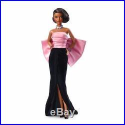 AA Barbie Platinum Label Yves Saint Laurent NRFB in Shipper LE 1000 FPV66
