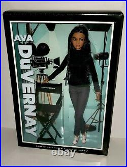 Ava DuVernay Barbie Doll, 2015 PLATINUM RARE, NRFB, Minty New