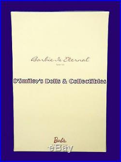 BARBIE IS ETERNAL (AA) 2012 Orange County NDBC Convention PLATINUM W3497 NRFB