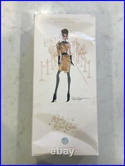 BARBIE Rush of Gold Doll Platinum Label Barbie Collector