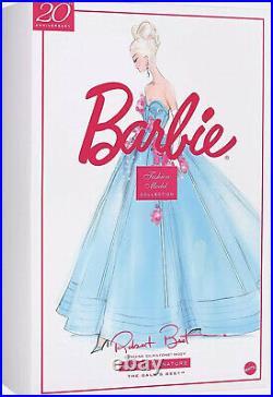 BARBIE Silkstone The Gala's Best Fashion Model Barbie 2020 Platinum Label GHT69
