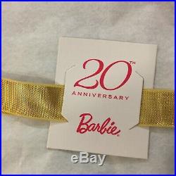 BARBIE Silkstone The Gala's Best PLATINUM LABEL Robert Best New 2020 FINAL DOLL