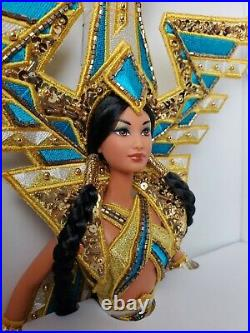 Barbie Bob Mackie Fantasy Collection Goddess Of The Americas Native American