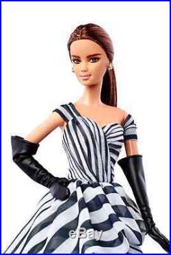 Barbie Chiffon Ball Gown Doll Nrfb Platinum Label