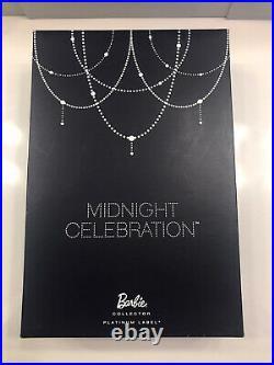 Barbie Collector Platinum Label Midnight Celebration MIB