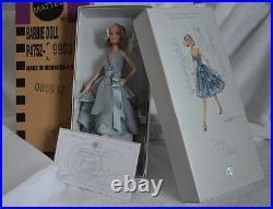 Barbie Collector Splash Of Silver Platinum Label Robert Best Exclusive BFC 2009