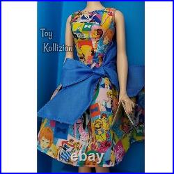 Barbie Convention 2021 Birthday Beau Best Bow Doll Dress ONLY