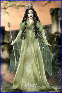 Barbie Faerie Queen Legends of Ireland Brunette PLATINUM LABEL ONLY 500 MADE