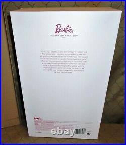 Barbie Flight of Fashion Doll, Platinum Label New in Box with Shipper