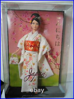 Barbie JAPAN GEISHA DOLLS OF THE WORLD Platinum Label 2007