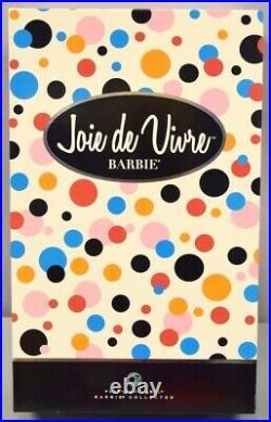 Barbie Joie de Vivre Barbie AA Doll Platinum Label Convention Doll 2008 NRFB