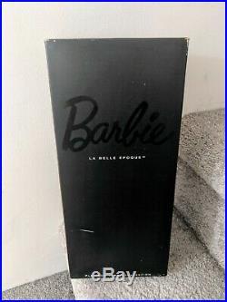 Barbie La Belle Epoque Doll Nrfb Convention 2012 Platinum Label (see Pictures)