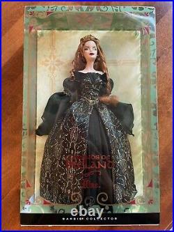 Barbie Legends Ireland Deirdre of Ulster Bard Spellbound Lover Aine Faerie Queen