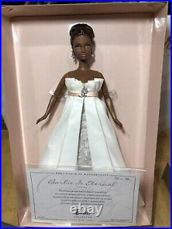 Barbie National Convention Eternal Aa Doll Platinum Label