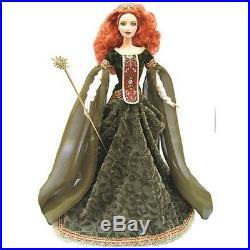Barbie Platinum Label Doll Deirdre of Ulster Legends of Ireland Collection