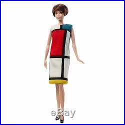 Barbie Platinum Label Set Of 3 Yves Saint Laurent NRFB Still in Shipper LE 1000