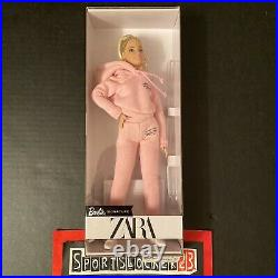Barbie X Zara Blonde Doll NRFB Platinum Label Limited Edition #/300 IN HAND