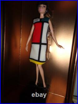 Barbie Yves Saint Laurent Doll 2018 Nrfb Platinum Label