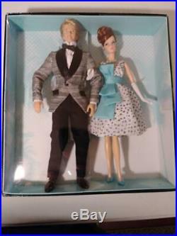 Barbie and Ken Spring Break 1961 Doll Collectors Convention NIB T7945 Set