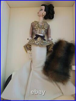 Barbie fashion model collection Chataine doll FAO Schwarz new in box silkstone