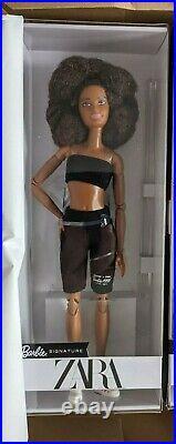 Barbie x Zara AA Doll Platinum Label Limited LE 300 Model II NRFB US Ships Fast