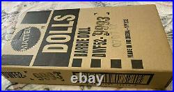 Blush Fringed Gown Barbie Doll DWF52 (Sealed In Shipper)