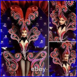 Bob Mackie Countess Dracula Barbie Doll Mib Very Limited #637 Of 3200 Mint V0454