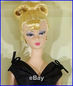 City Smart Silkstone Fashion Model Barbie Platinum Label Japan Exclusive LE 600