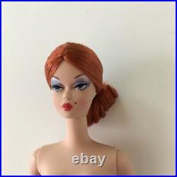 DAHLIA Platinum Label Silkstone Barbie NUDE LE 999 withCOA